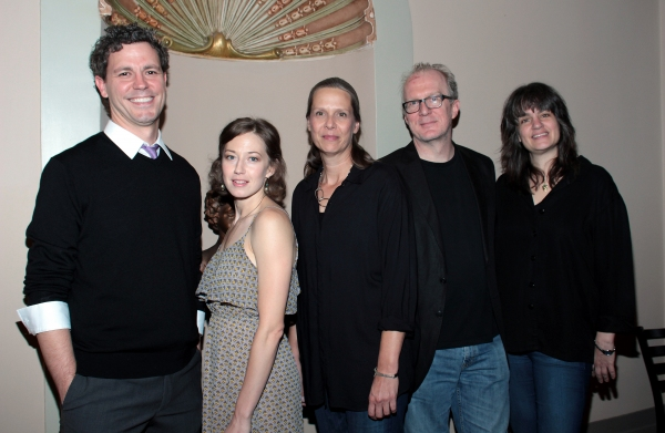 Photo Coverage: Meet the Cast of WHO'S AFRAID OF VIRGINIA WOOLF?