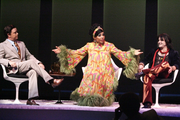 Photo Flash: Sanaa Lathan and More in Geffen Playhouse's BY THE WAY, MEET VERA STARK
