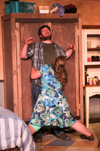 Liz Jahren and Nathan Cummings Photo