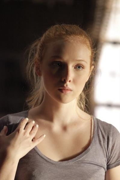 MOLLY QUINN at Sneak Peak at CASTLE on 10/8