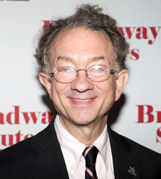 William Ivey Long   at Hal Prince, Laura Osnes and More at BROADWAY SALUTES 2012!
