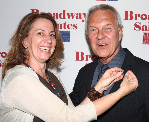 3 at Hal Prince, Laura Osnes and More at BROADWAY SALUTES 2012!