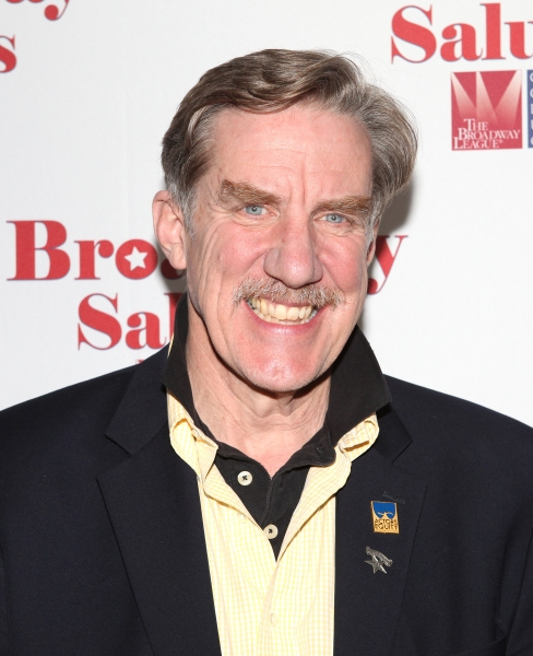 Nick Wyman at Hal Prince, Laura Osnes and More at BROADWAY SALUTES 2012!