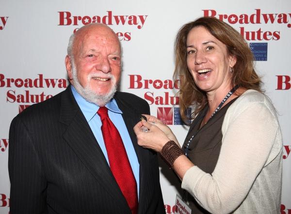 Hal Prince & Laura Penn