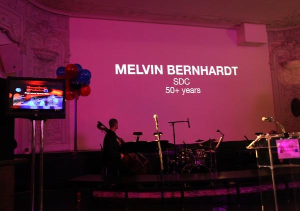 Melvin Bernhardt