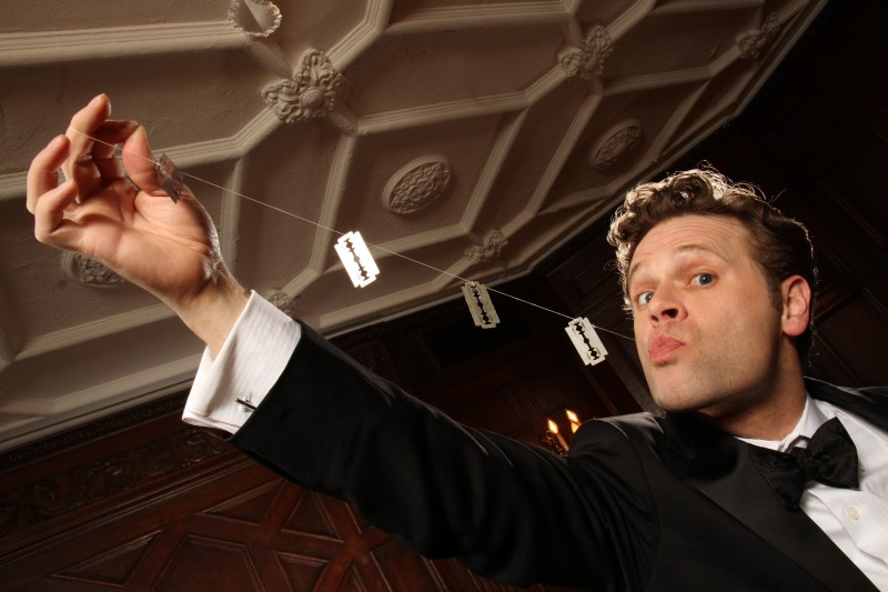 BWW Interviews: THE MAGIC PARLOUR's Dennis Watkins Gets into the Theatrics of Magic