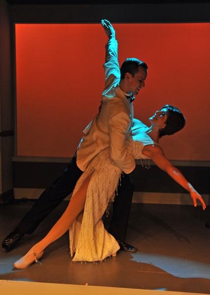 Jake Delaney and Brenna Wahl