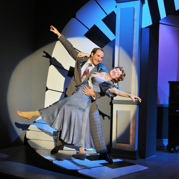 Photo Flash: New Production Shots from Sierra Rep's I LOVE A PIANO