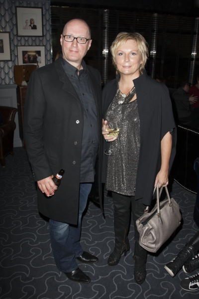 Ade Edmondson and Jennifer Saunders