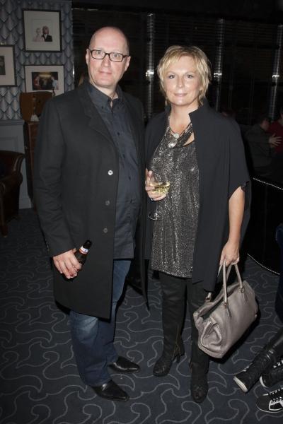 Ade Edmondson and Jennifer Saunders Photo