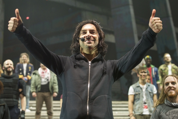 Photo Coverage: JESUS CHRIST SUPERSTAR At The O2 - Production and After-Party!