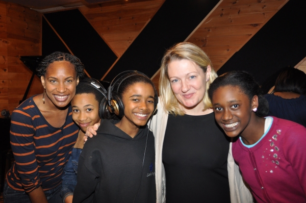Chondra Profit, Judah Bellamy, Imani Dia Smith, Lynn Pinto (Producer) and Nia Ashleig Photo