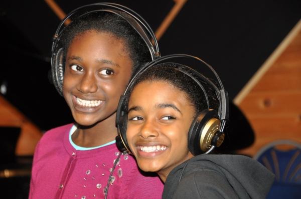 Nia Ashleigh and Imani Dia Smith