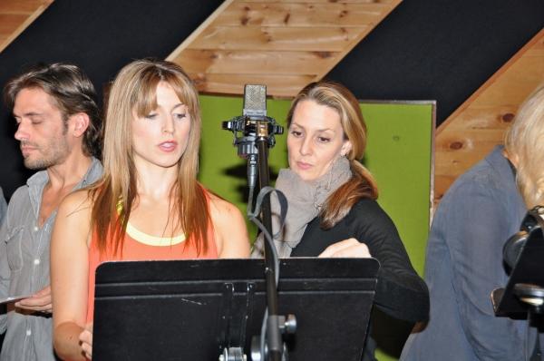 Eric Sciotto, Janine DiVita and Shannon Lewis