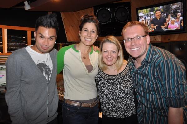 Andros Rodriguez, Stephanie J. Block, Lynn Pinto and Richard Rockage