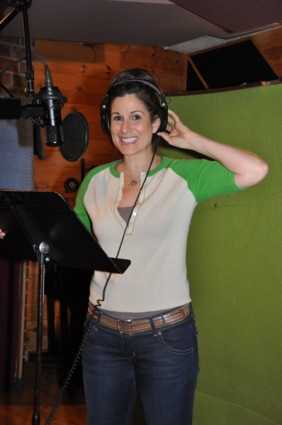 Exclusive Photos: Stephanie J. Block & THE MYSTERY OF EDWIN DROOD Cast Sing 'Carols For A Cure'