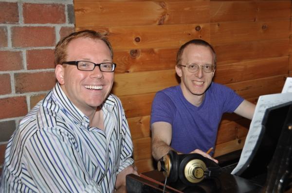 Richard Rockage and Ed Goldschneider