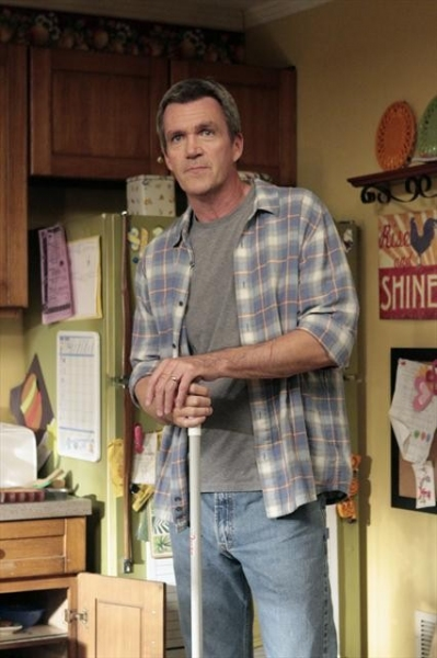 NEIL FLYNN at Sneak Peak at THE MIDDLE on ABC 10/10