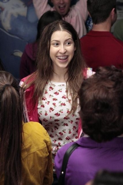 EDEN SHER at Sneak Peak at THE MIDDLE on ABC 10/10