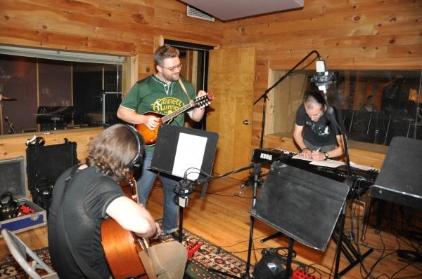 J. Michael Zygo, Brandon J. Ellis and Rob Preuss Photo