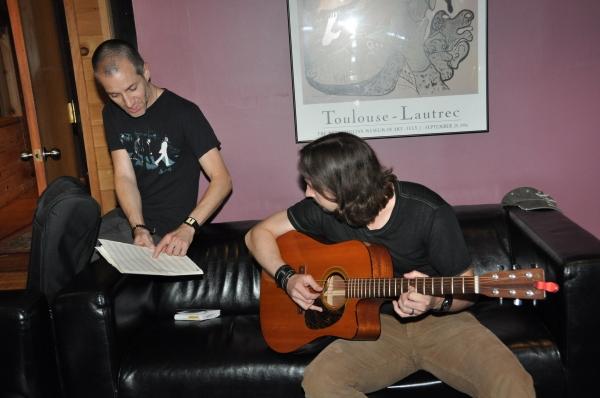 Rob Preuss and J. Michael Zygo Photo