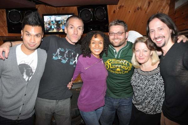 Andros Rodriguez, Rob Preuss, Yasmine C. Lee, Brandon J. Ellis, Lynn Pinto and J. Michael Zygo