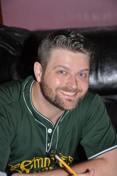 Brandon J. Ellis Photo
