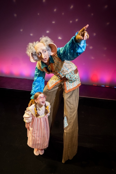 Photo Flash: NW Children's Theater Opens Roald Dahl's THE BFG Today, 9/29