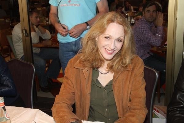Jan Maxwell  at 2012 BC/EFA Flea Market Celebrity Tables Part One