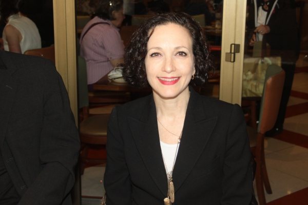 Bebe Neuwirth  at 2012 BC/EFA Flea Market Celebrity Tables Part One