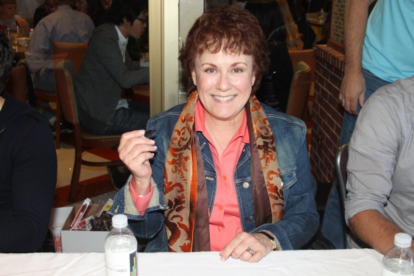 Judy Kaye at 2012 BC/EFA Flea Market Celebrity Tables Part Two