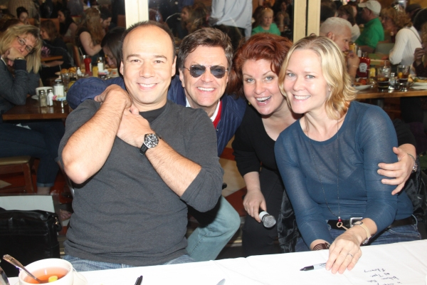 Photo Coverage: 2012 BC/EFA Flea Market Celebrity Tables Part Two