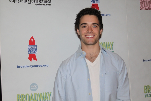 Photo Coverage: 2012 BC/EFA Flea Market - Celebrities Backstage