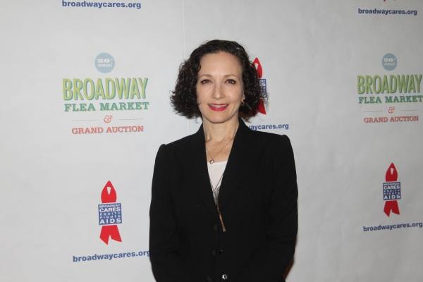 Bebe Neuwirth  at 2012 BC/EFA Flea Market - Celebrities Backstage