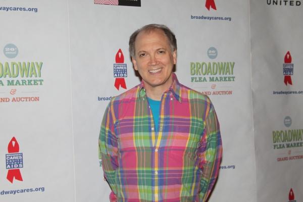 Charles Busch  at 2012 BC/EFA Flea Market - Celebrities Backstage