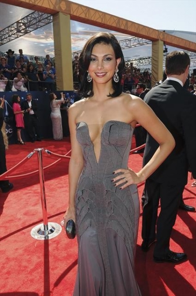THE 64TH PRIMETIME EMMY(r) AWARDS - The 64th Primetime Emmy Awards broadcasts live from 8:00-11:00 p.m., ET/5:00-8:00 p.m., PT., Sunday, September 23, 2012 exclusively on ABC. (ABC/RICHARD HARBAUGH)MORENA BACCARIN