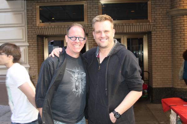 Jeff Johnson Doherty and Stephen Wallen  Photo