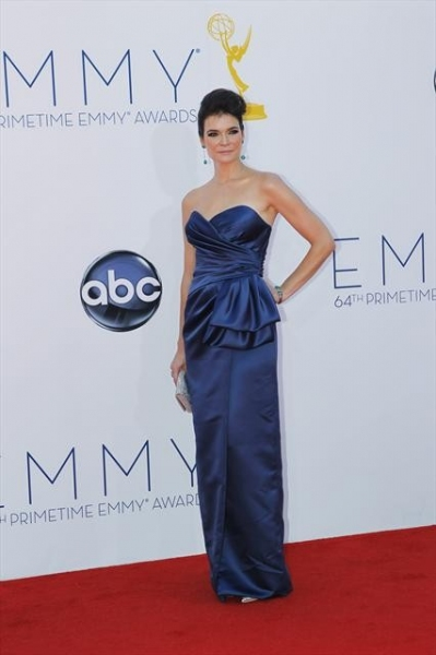 THE 64TH PRIMETIME EMMY(r) AWARDS - The 64th Primetime Emmy Awards broadcasts live from 8:00-11:00 p.m., ET/5:00-8:00 p.m., PT., Sunday, September 23, 2012 exclusively on ABC. (ABC/RICK ROWELL)BETSY BRANDT