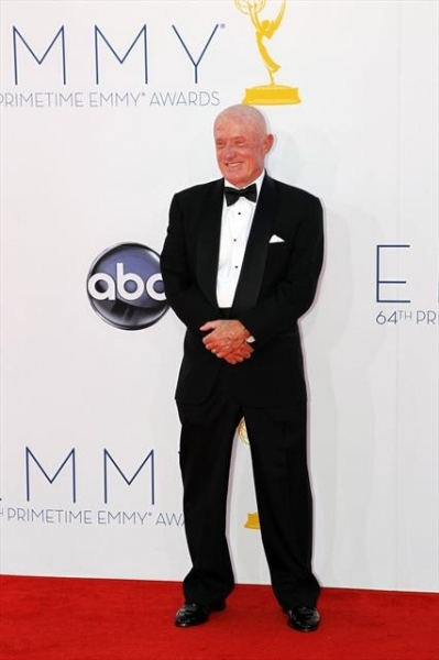 THE 64TH PRIMETIME EMMY(r) AWARDS - The 64th Primetime Emmy Awards broadcasts live from 8:00-11:00 p.m., ET/5:00-8:00 p.m., PT., Sunday, September 23, 2012 exclusively on ABC. (ABC/RICK ROWELL)JONATHAN BANKS