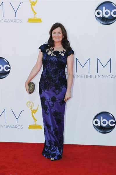 THE 64TH PRIMETIME EMMY(r) AWARDS - The 64th Primetime Emmy Awards broadcasts live from 8:00-11:00 p.m., ET/5:00-8:00 p.m., PT., Sunday, September 23, 2012 exclusively on ABC. (ABC/RICK ROWELL)MARE WINNINGHAM at 2012 Emmys Red Carpet - Part 3