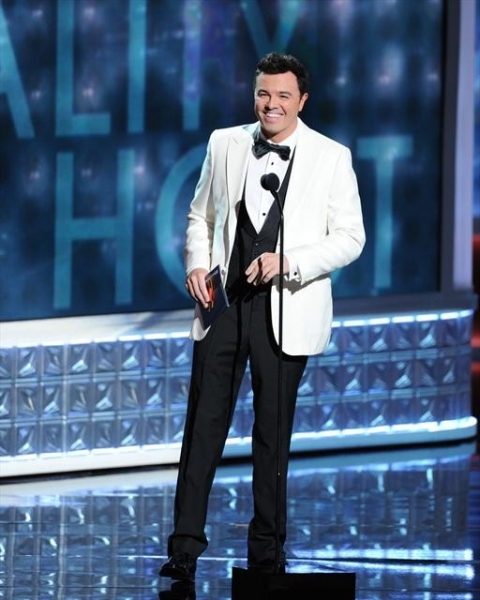 Photo Coverage: Inside the 2012 Emmy Awards - Part One!