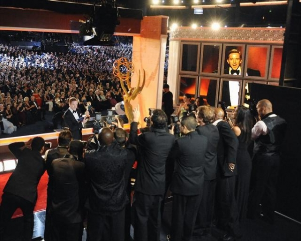 Photo Coverage: Inside the 2012 Emmy Awards - Part Three!