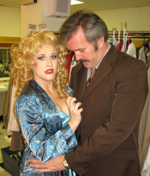 Shayla Osborn and George Dvorsky