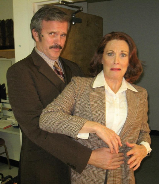 Photo Exclusive: George Dvorsky, Dee Hoty, Kathy St. George and More in NSMT's 9 TO 5 - Exclusives!