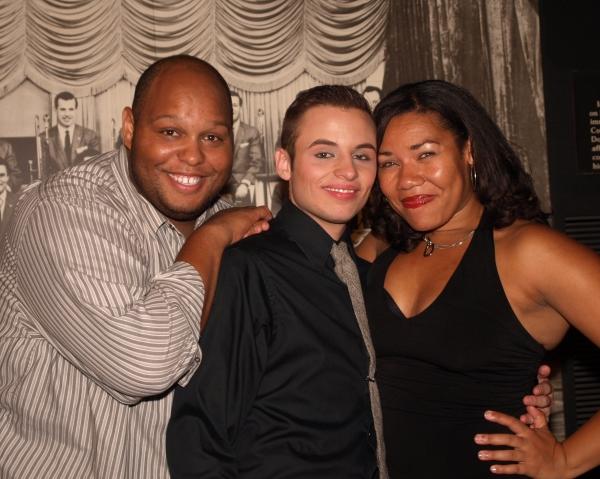 Arthur Ross, Seth Salsbury and Nicole Tillman Photo