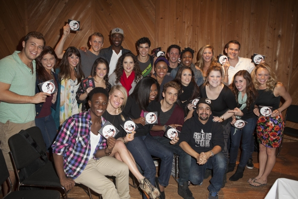Photo Coverage: Lin-Manuel Miranda and More at BRING IT ON's Album Release Party!