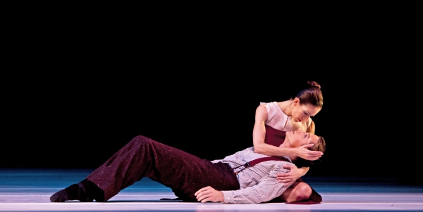 BWW Reviews: Houston Ballet's WOMEN@ART is Exquisite and Engaging