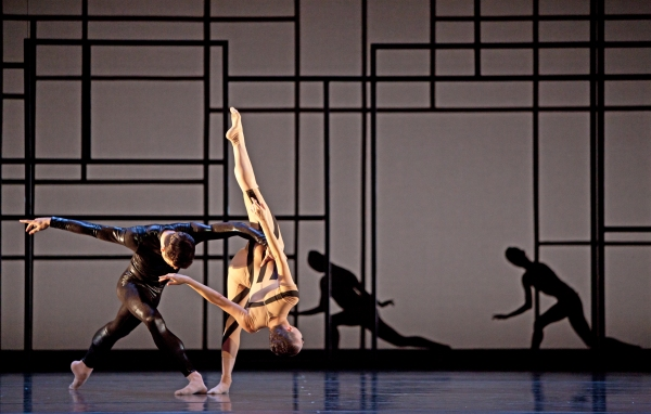 Ballet: Angular Momentum Choreographer: Aszure Barton Dancer(s): Artists of Houston Ballet