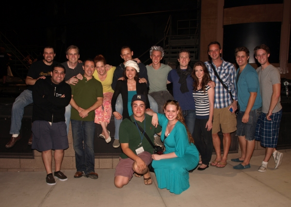 Photo Flash: The Cast of Moonlight Stage's SWEENEY TODD
