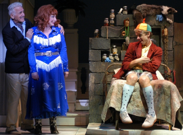 BWW Reviews:  Arvada Center's DIRTY ROTTEN SCOUNDRELS - Comedic Perfection!
